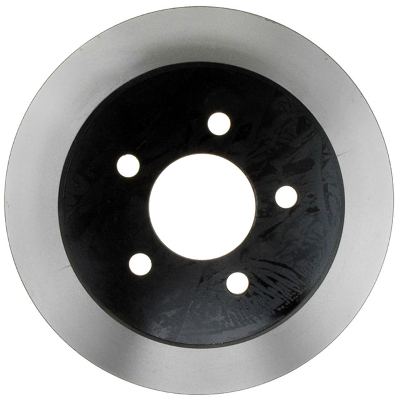 ACDELCO PROFESSIONAL BRAKES - Disc Brake Rotor (Rear) - ADU 18A731