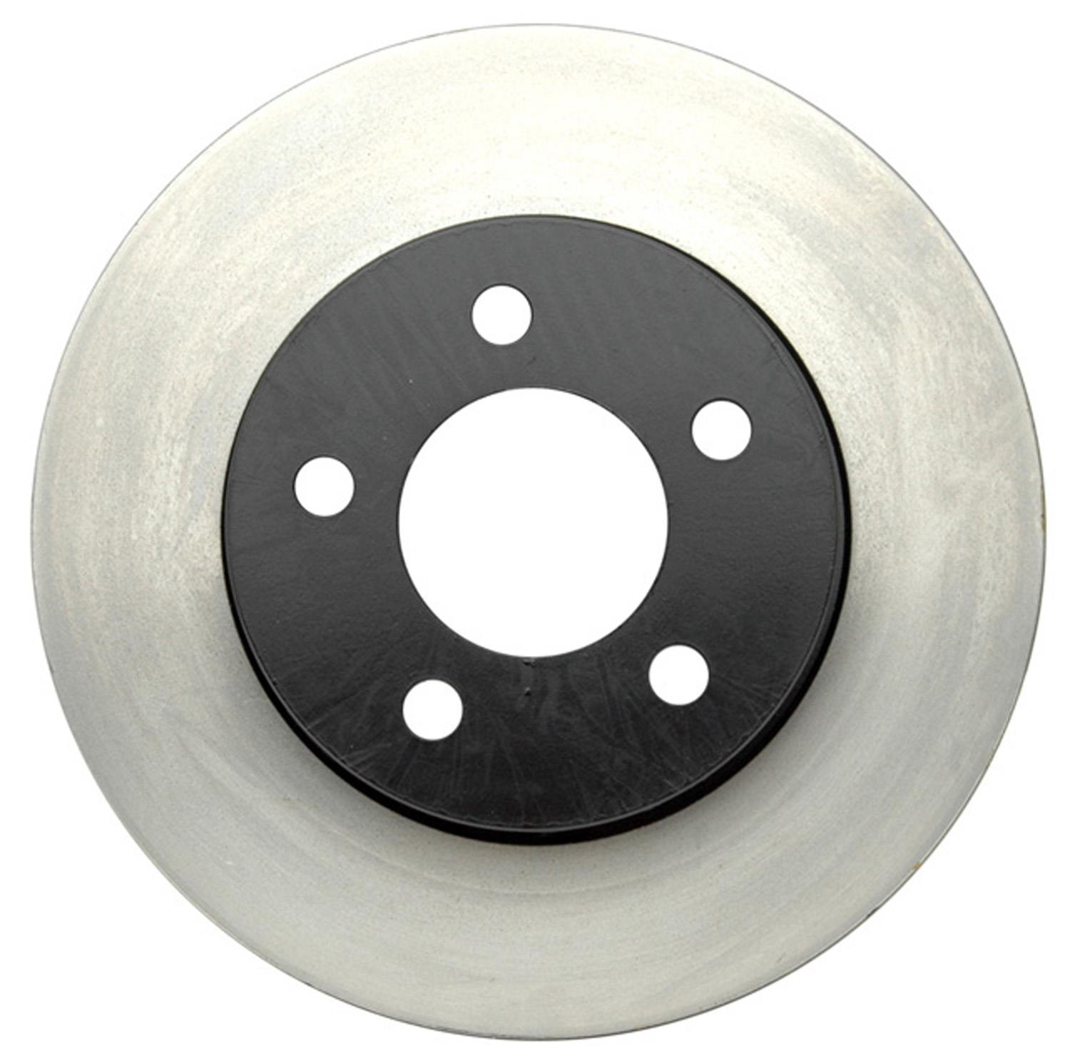 ACDELCO PROFESSIONAL BRAKES - Disc Brake Rotor (Front) - ADU 18A736