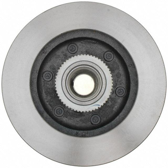 ACDELCO PROFESSIONAL BRAKES - Disc Brake Rotor and Hub Assembly - ADU 18A737