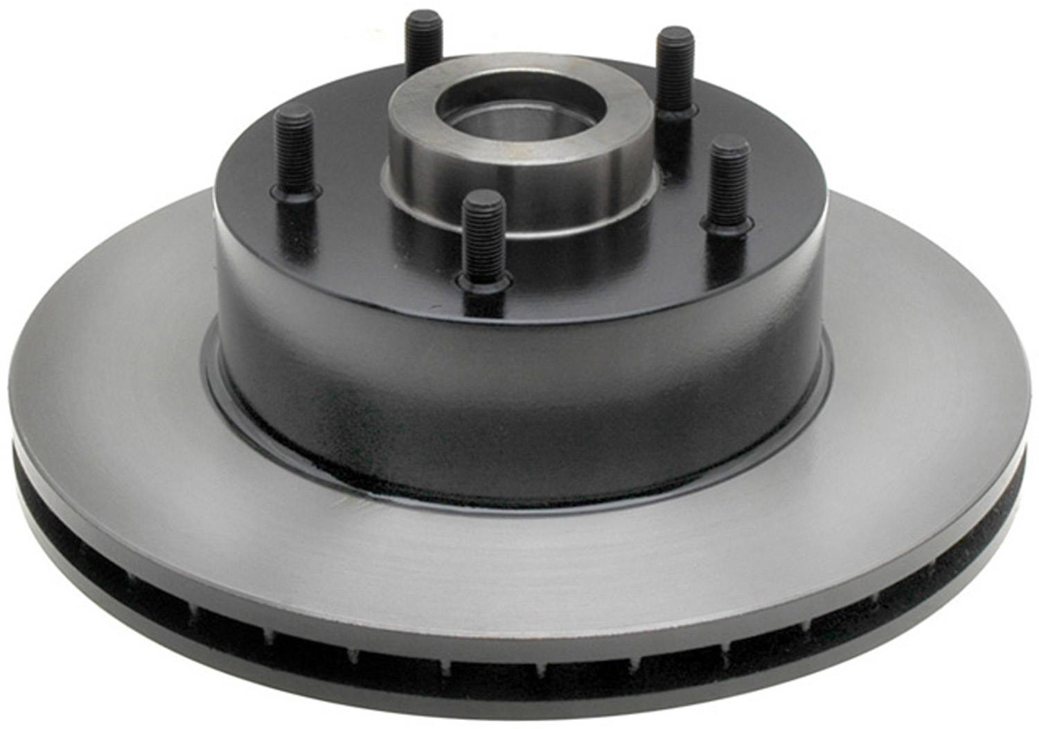 ACDELCO PROFESSIONAL BRAKES - Disc Brake Rotor and Hub Assembly (Front) - ADU 18A807