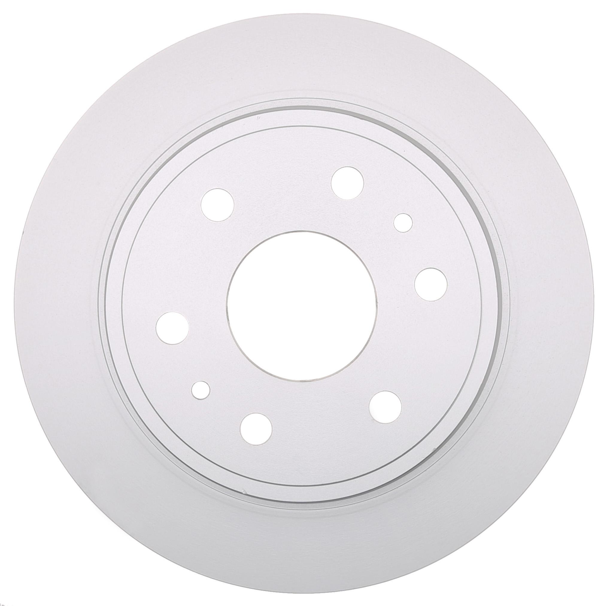 ACDELCO PROFESSIONAL BRAKES - Disc Brake Rotor - ADU 18A81032