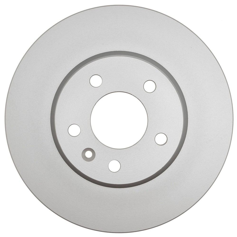ACDELCO GOLD/PROFESSIONAL BRAKES - Disc Brake Rotor (Front) - ADU 18A81043