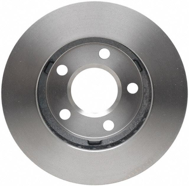 ACDELCO PROFESSIONAL BRAKES - Disc Brake Rotor (Front) - ADU 18A812
