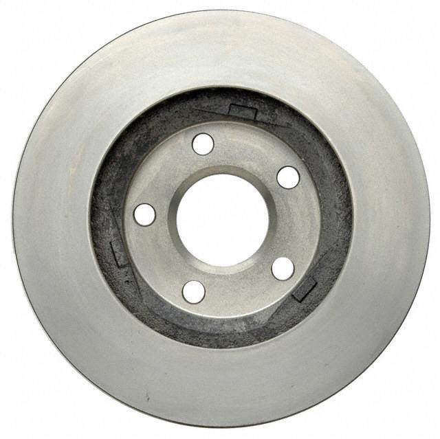 ACDELCO PROFESSIONAL BRAKES - Disc Brake Rotor (Front) - ADU 18A813