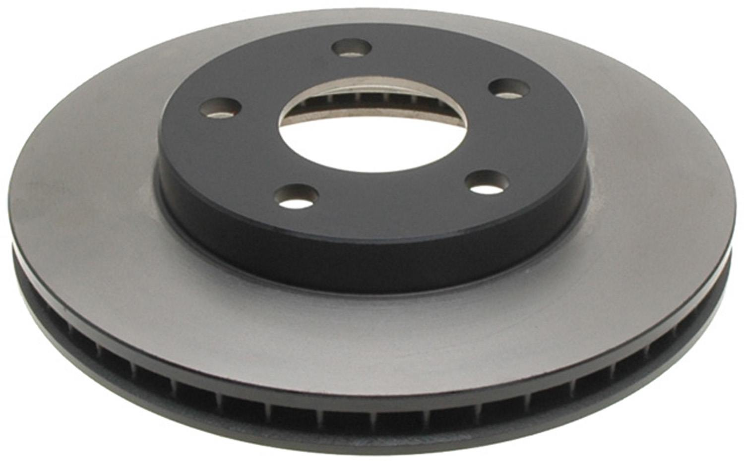 ACDELCO PROFESSIONAL BRAKES - Disc Brake Rotor (Front) - ADU 18A816