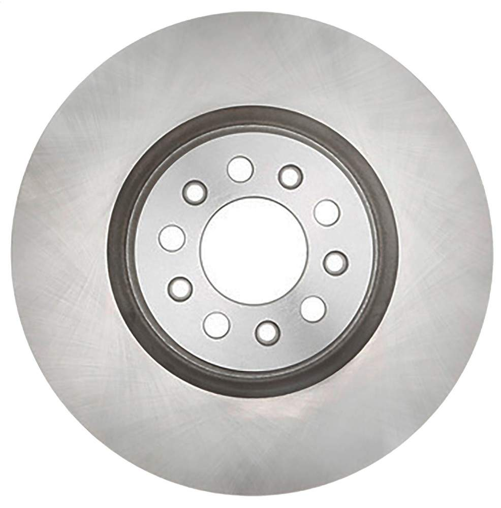 ACDELCO GOLD/PROFESSIONAL BRAKES - Fully Coated (Front) - ADU 18A81768