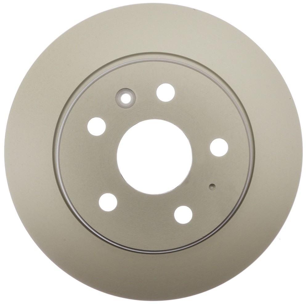 ACDELCO PROFESSIONAL BRAKES - Disc Brake Rotor - ADU 18A82034