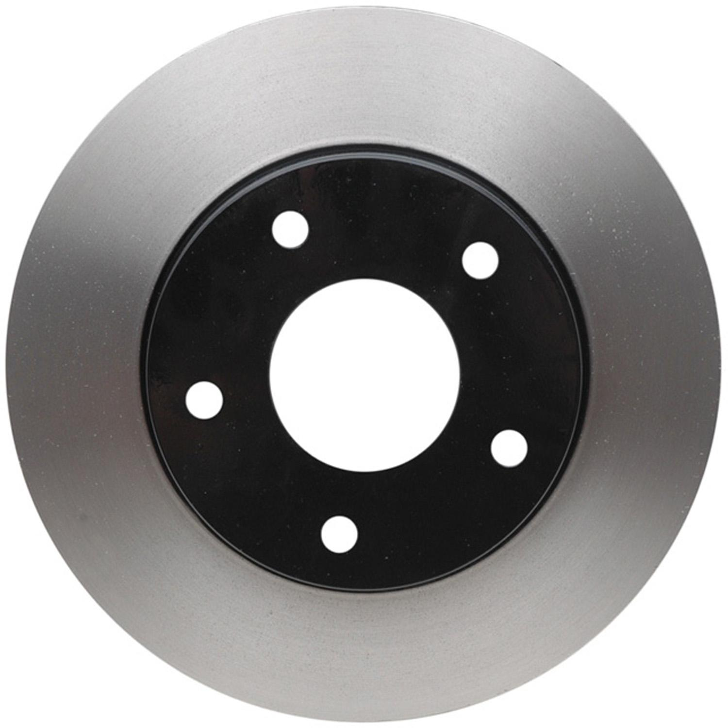 ACDELCO PROFESSIONAL BRAKES - Disc Brake Rotor (Front) - ADU 18A862