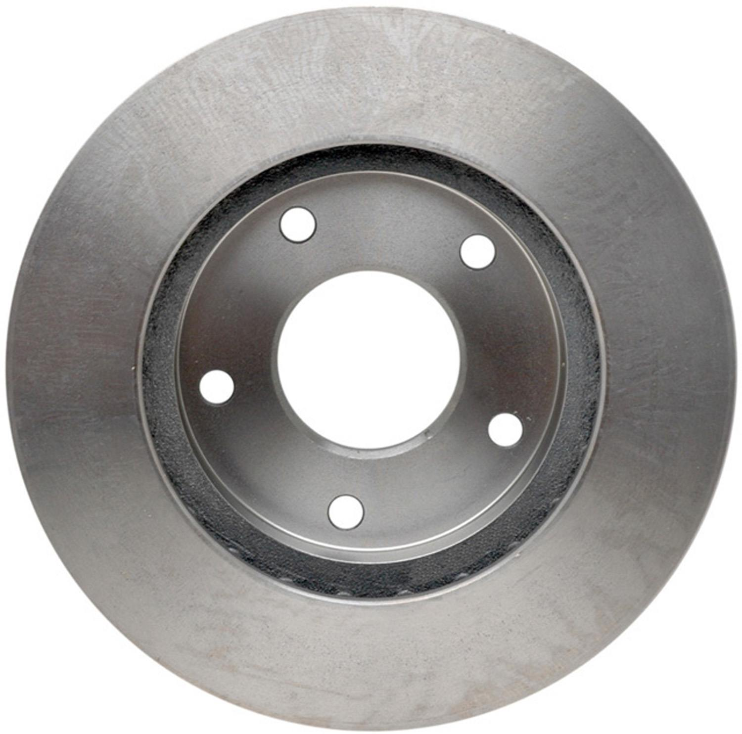 ACDELCO PROFESSIONAL BRAKES - Disc Brake Rotor - ADU 18A862