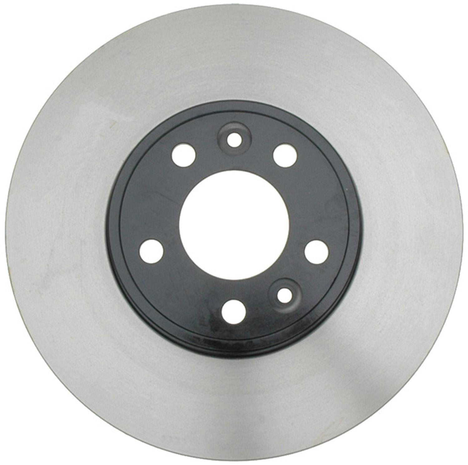 ACDELCO PROFESSIONAL BRAKES - Disc Brake Rotor (Front) - ADU 18A865
