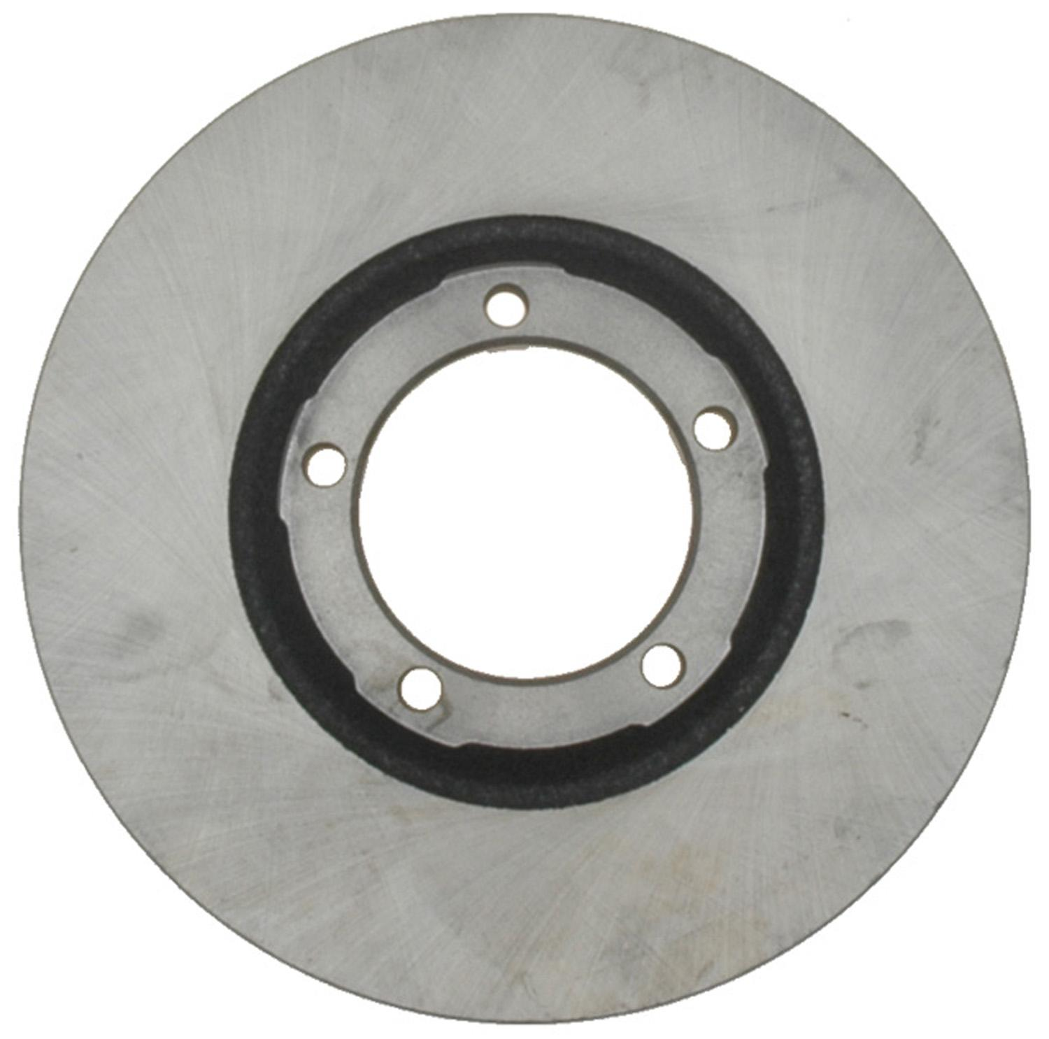 ACDELCO ADVANTAGE - Non-Coated Disc Brake Rotor - DCD 18A869A