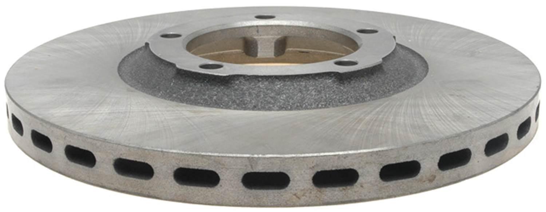 ACDELCO SILVER/ADVANTAGE - Disc Brake Rotor - DCD 18A869A