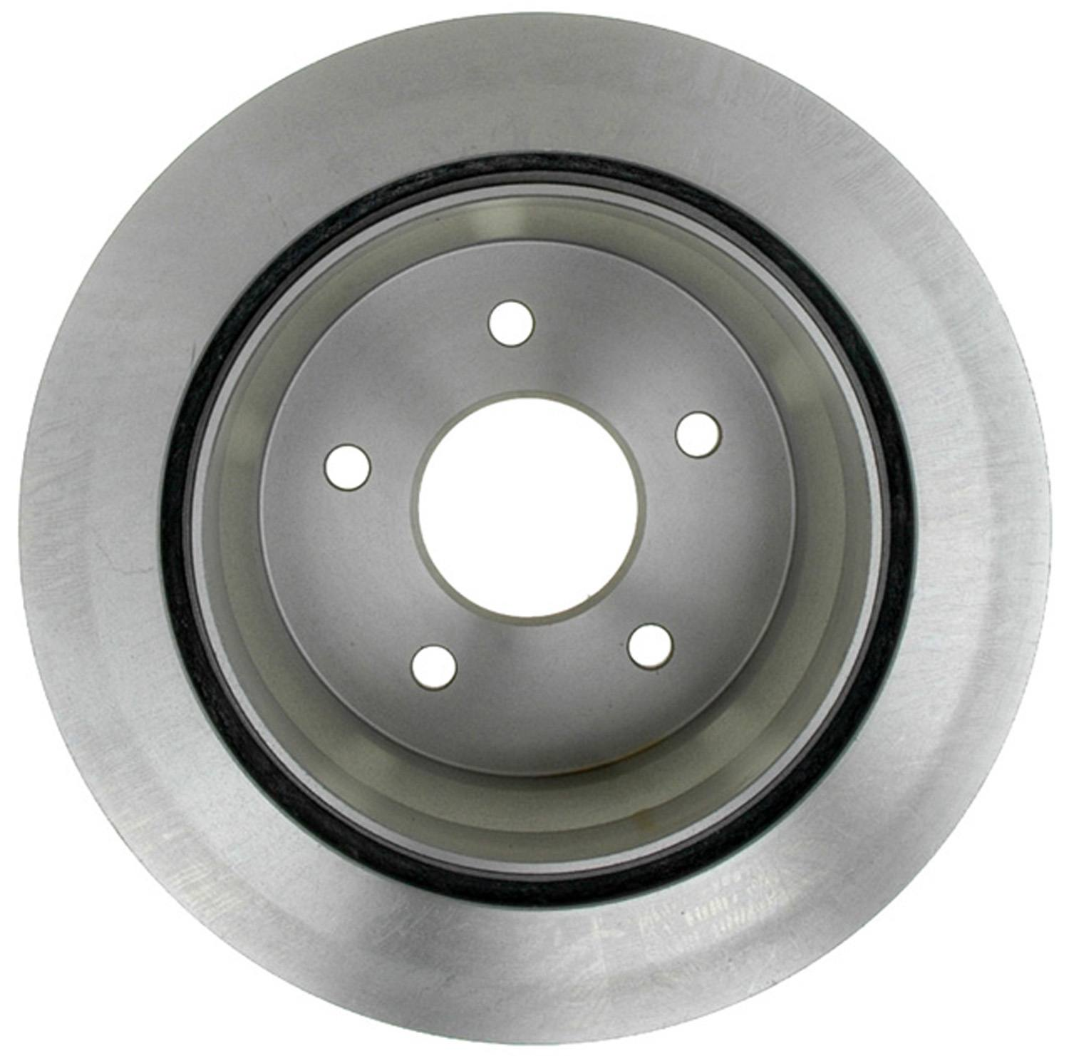 ACDELCO PROFESSIONAL BRAKES - Disc Brake Rotor (Rear) - ADU 18A875