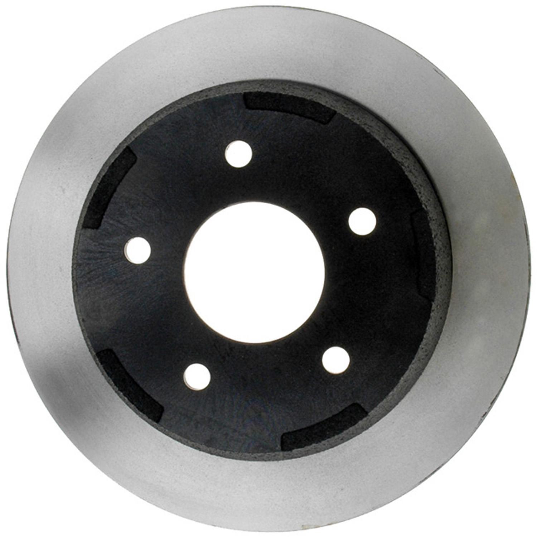 ACDELCO GOLD/PROFESSIONAL BRAKES - Disc Brake Rotor (Rear) - ADU 18A876
