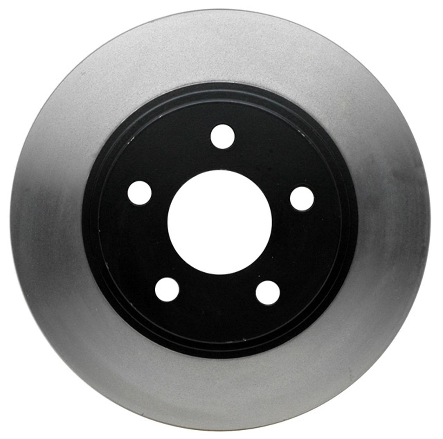 ACDELCO PROFESSIONAL BRAKES - Disc Brake Rotor (Rear) - ADU 18A911