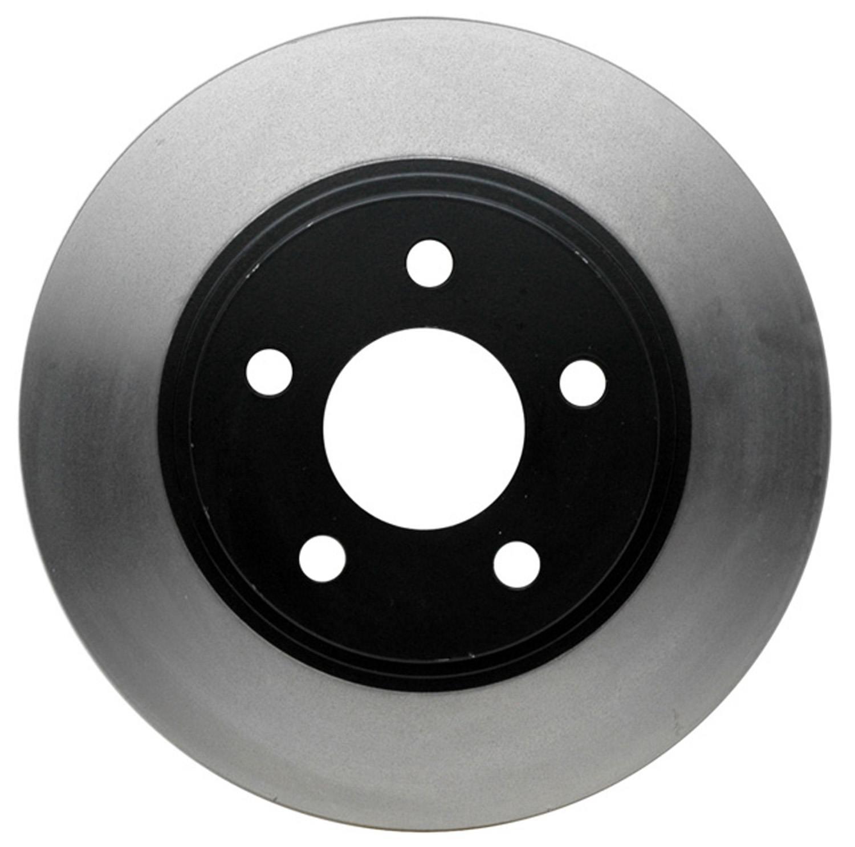ACDELCO PROFESSIONAL BRAKES - Disc Brake Rotor - ADU 18A911