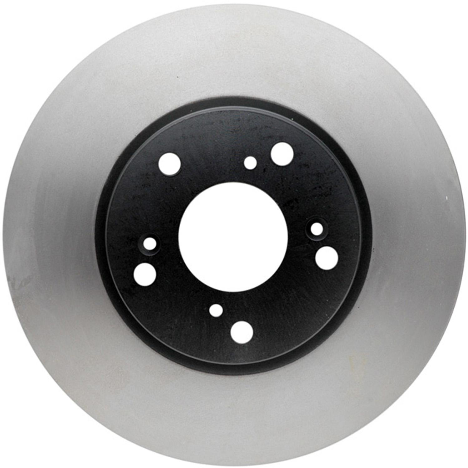 ACDELCO PROFESSIONAL BRAKES - Disc Brake Rotor (Front) - ADU 18A912