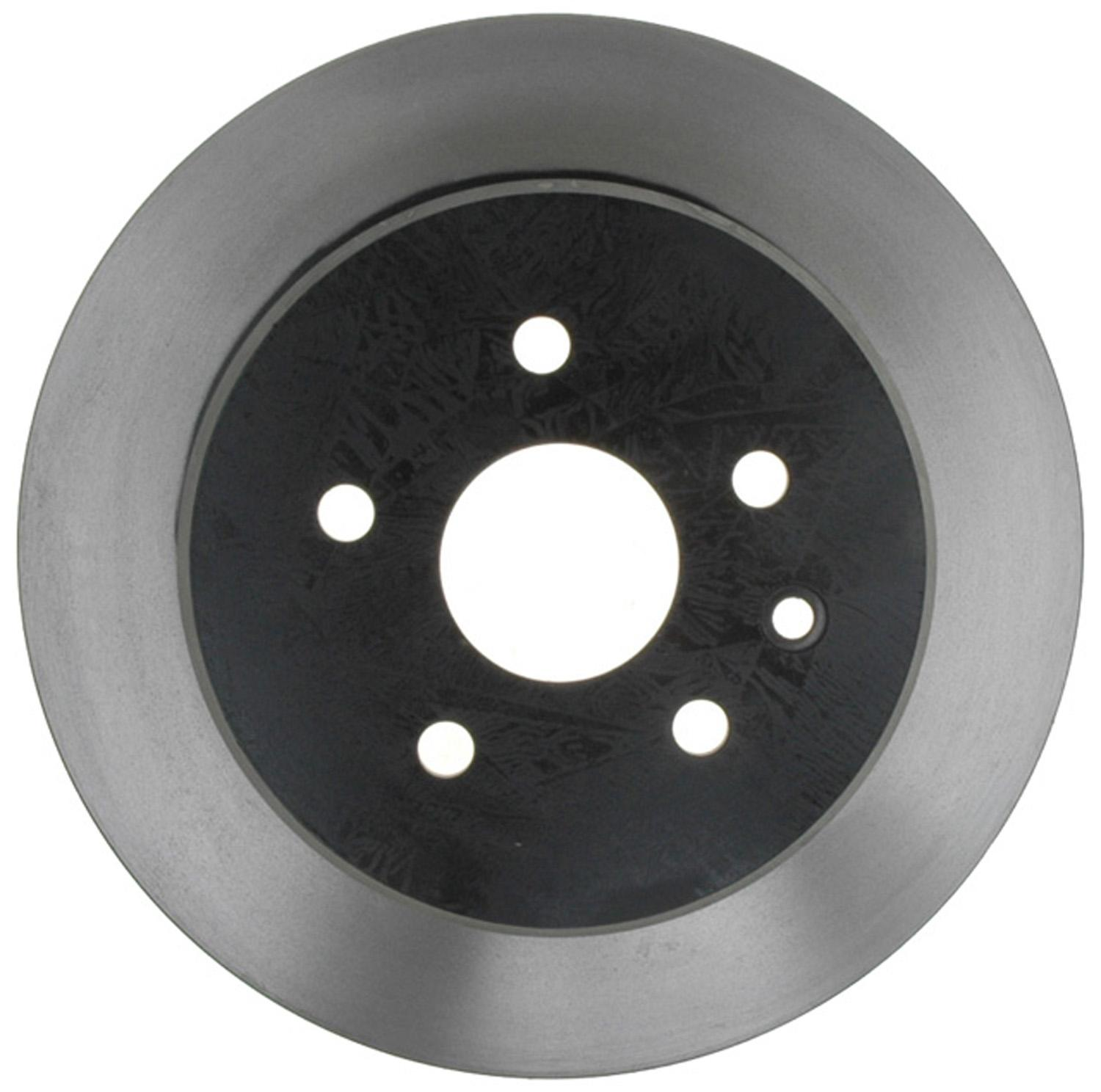ACDELCO PROFESSIONAL BRAKES - Disc Brake Rotor (Rear) - ADU 18A918