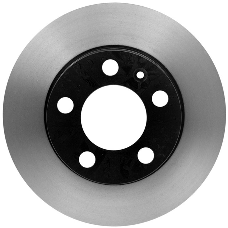 ACDELCO PROFESSIONAL BRAKES - Disc Brake Rotor - ADU 18A943