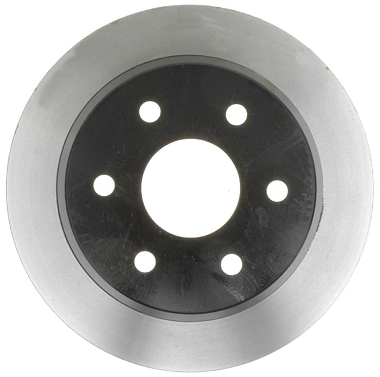 ACDELCO PROFESSIONAL BRAKES - Disc Brake Rotor - ADU 18A952