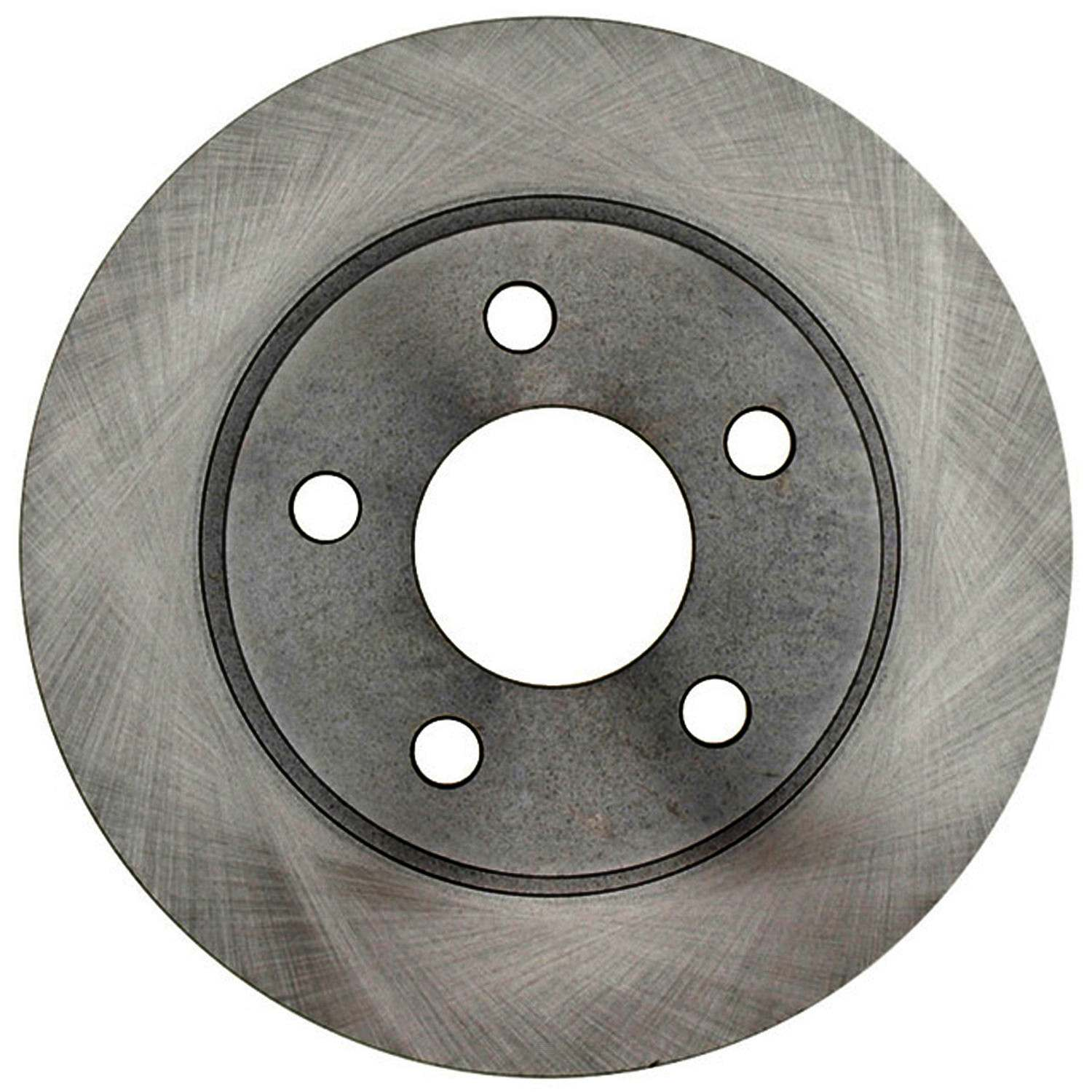 ACDELCO ADVANTAGE - Non-Coated Disc Brake Rotor - DCD 18A953A