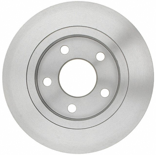 ACDELCO PROFESSIONAL BRAKES - Disc Brake Rotor - ADU 18A953