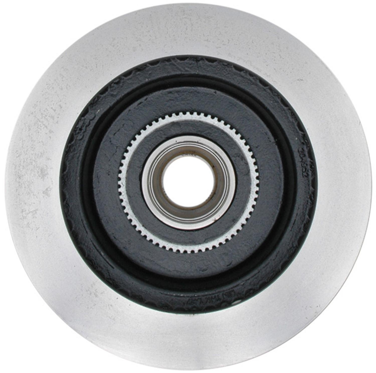 ACDELCO PROFESSIONAL BRAKES - Disc Brake Rotor and Hub Assembly (Front) - ADU 18A957