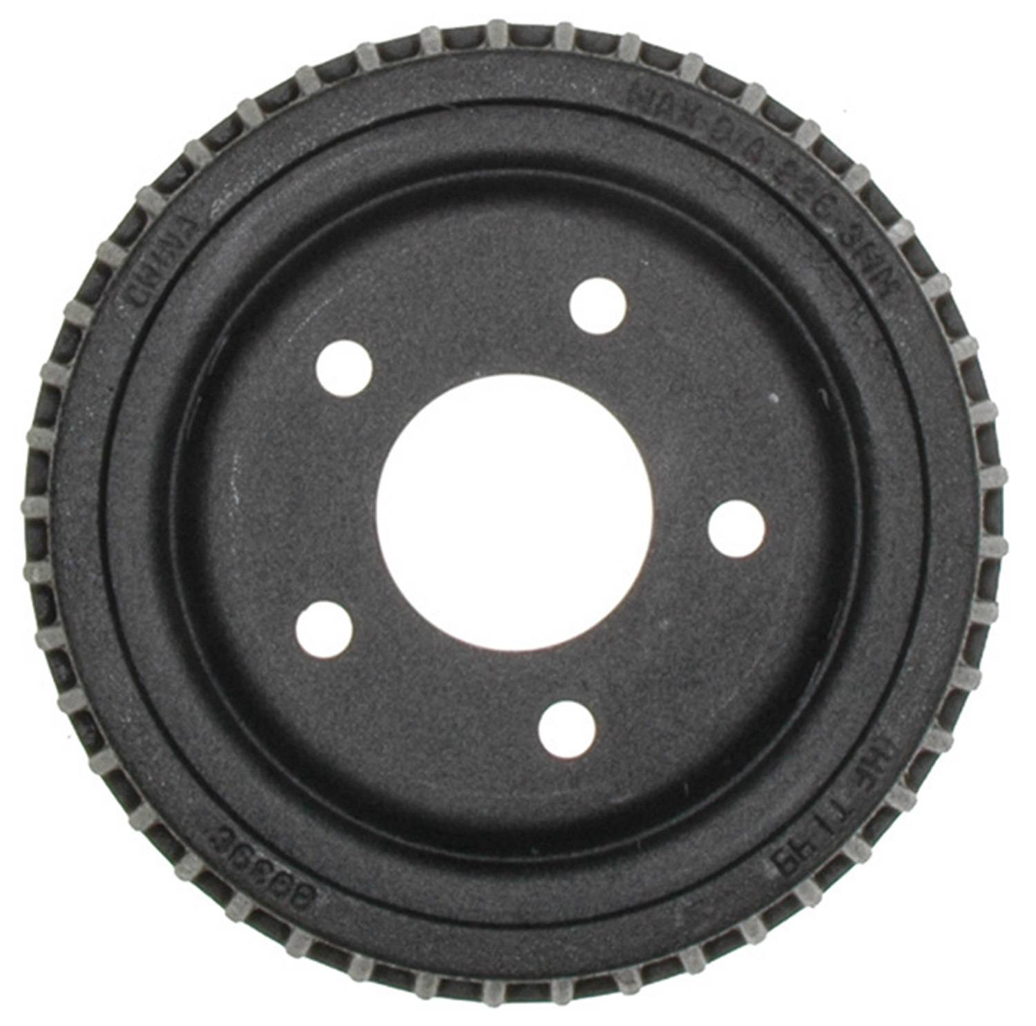 ACDELCO ADVANTAGE - Brake Drum - DCD 18B136A