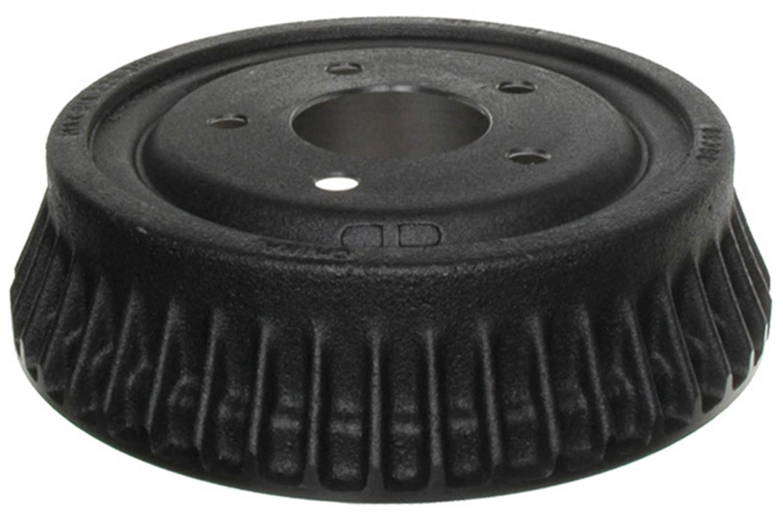 ACDELCO SILVER/ADVANTAGE - Brake Drum (Rear) - DCD 18B136A