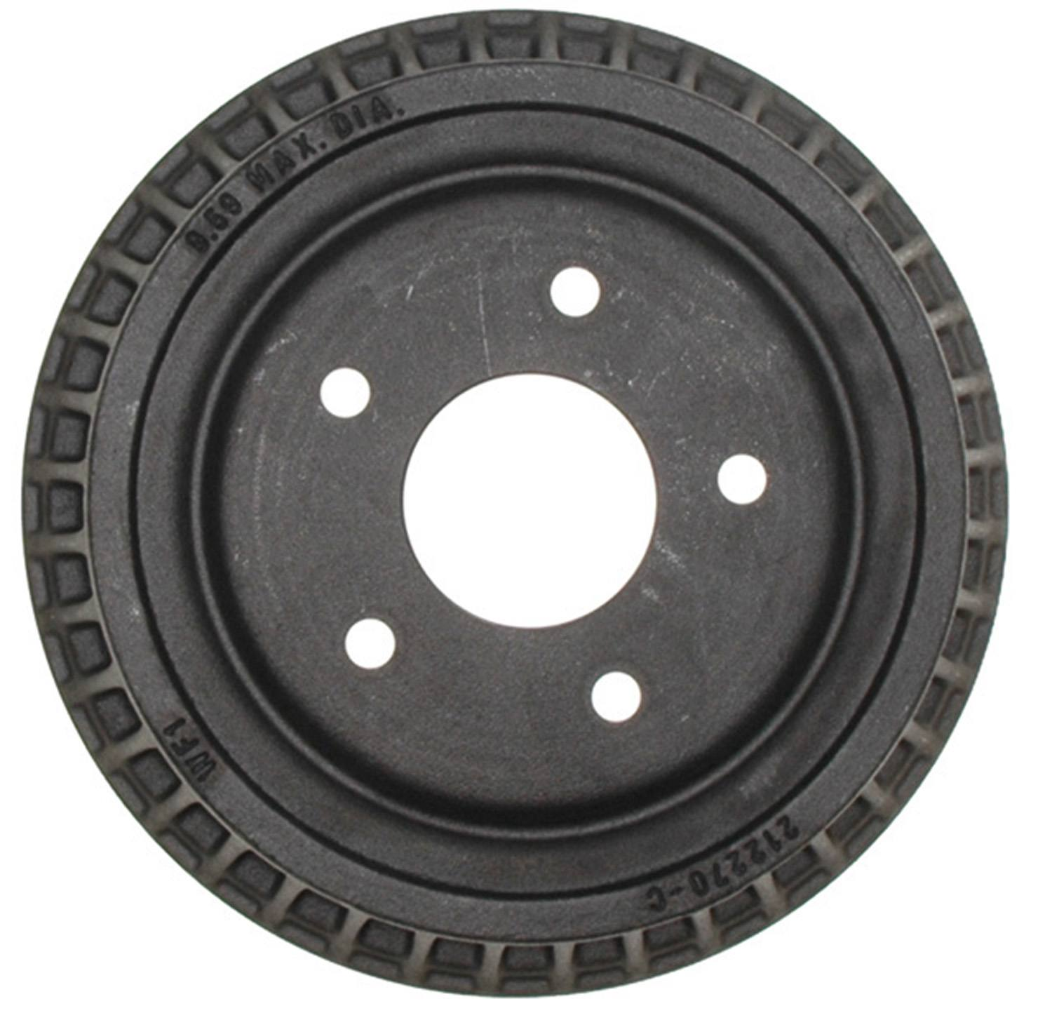 ACDELCO ADVANTAGE - Brake Drum - DCD 18B201A