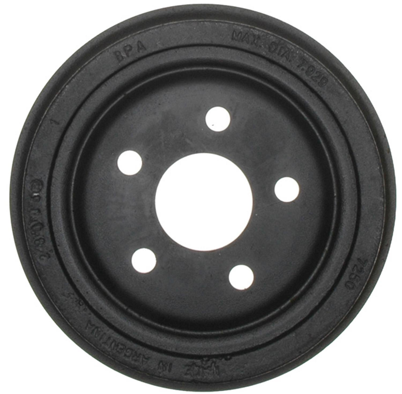 ACDELCO PROFESSIONAL BRAKES - Brake Drum (Rear) - ADU 18B298