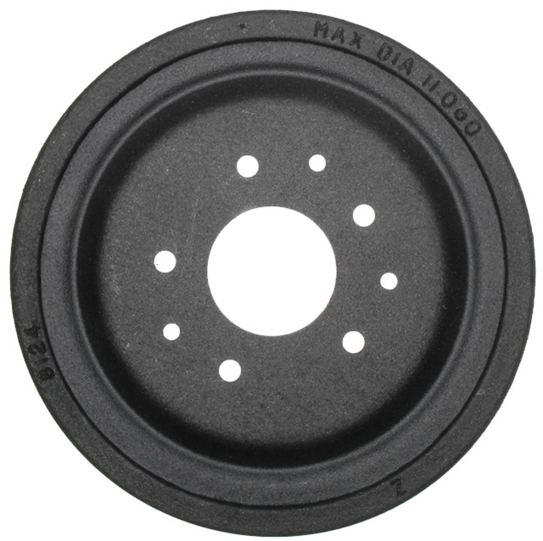 ACDELCO PROFESSIONAL BRAKES - Brake Drum (Front) - ADU 18B438