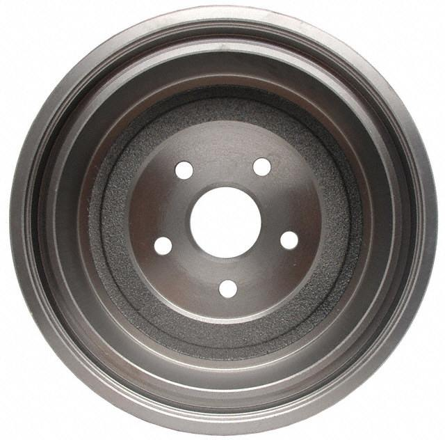 ACDELCO PROFESSIONAL BRAKES - Brake Drum (Front) - ADU 18B454