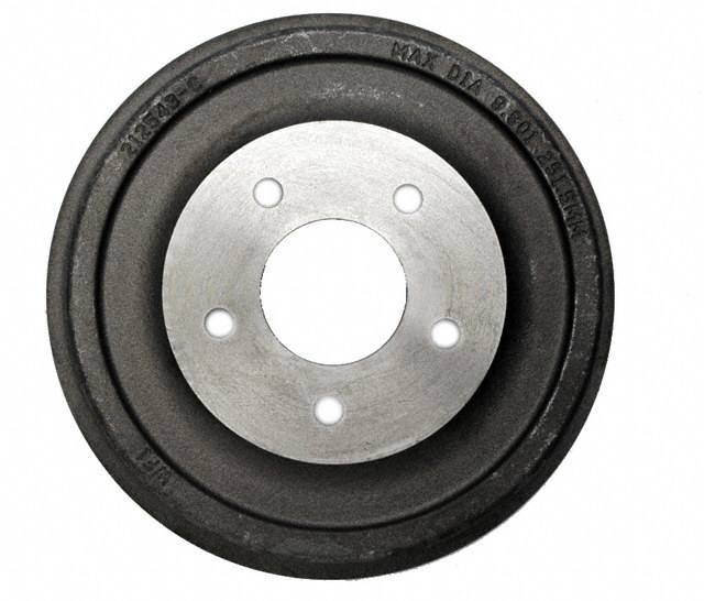 ACDELCO ADVANTAGE - Brake Drum - DCD 18B540A