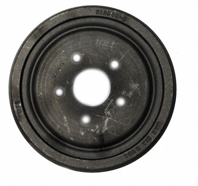 ACDELCO ADVANTAGE - Brake Drum - DCD 18B541A