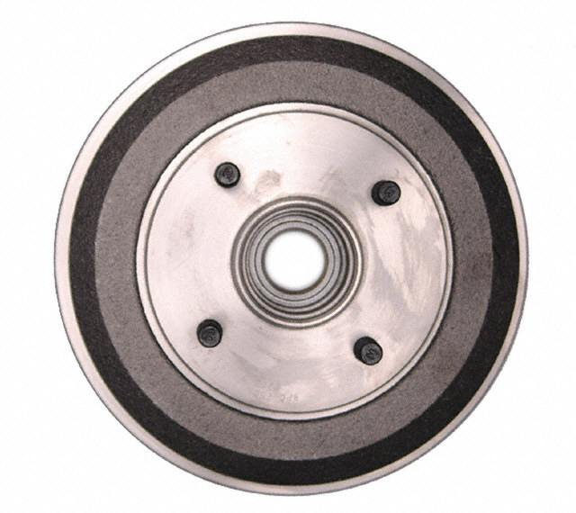 ACDELCO PROFESSIONAL BRAKES - Brake Drum (Rear) - ADU 18B549