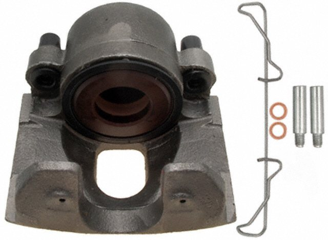 ACDELCO PROFESSIONAL BRAKES - Reman Friction Ready Non-Coated Disc Brake Caliper - ADU 18FR1080