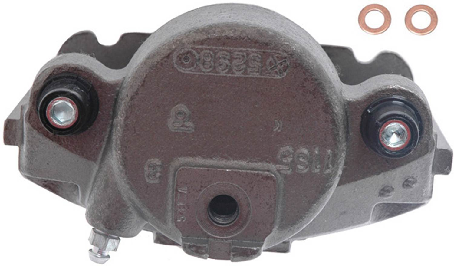 ACDELCO PROFESSIONAL BRAKES - Reman Friction Ready Non-Coated Disc Brake Caliper - ADU 18FR1086