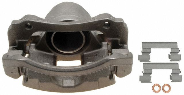 ACDELCO PROFESSIONAL BRAKES - Reman Friction Ready Non-Coated Disc Brake Caliper (Front Right) - ADU 18FR1216