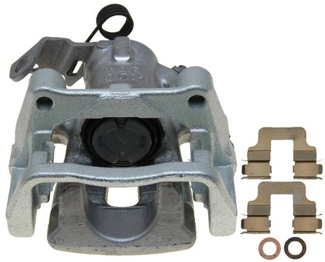 ACDELCO PROFESSIONAL BRAKES - Reman Friction Ready Non-Coated Disc Brake Caliper (Rear Left) - ADU 18FR12286