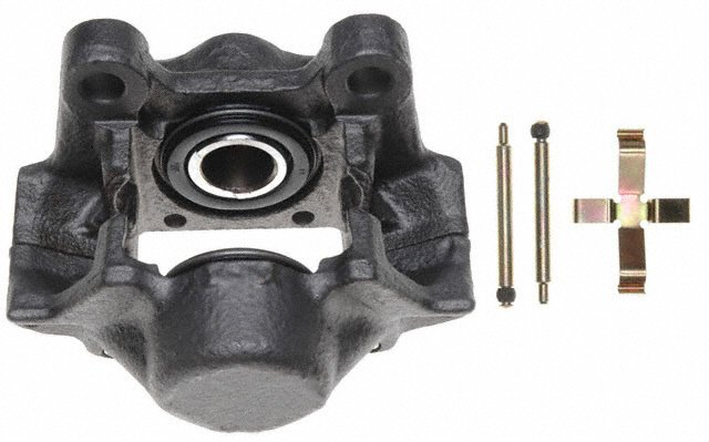 ACDELCO PROFESSIONAL BRAKES - Reman Friction Ready Non-Coated Disc Brake Caliper (Rear Right) - ADU 18FR1467