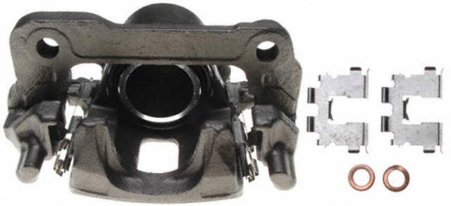 ACDELCO PROFESSIONAL BRAKES - Reman Friction Ready Non-Coated Disc Brake Caliper - ADU 18FR1