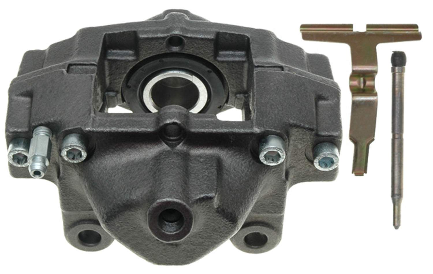 ACDELCO PROFESSIONAL BRAKES - Reman Friction Ready Non-Coated Disc Brake Caliper (Rear Right) - ADU 18FR2069