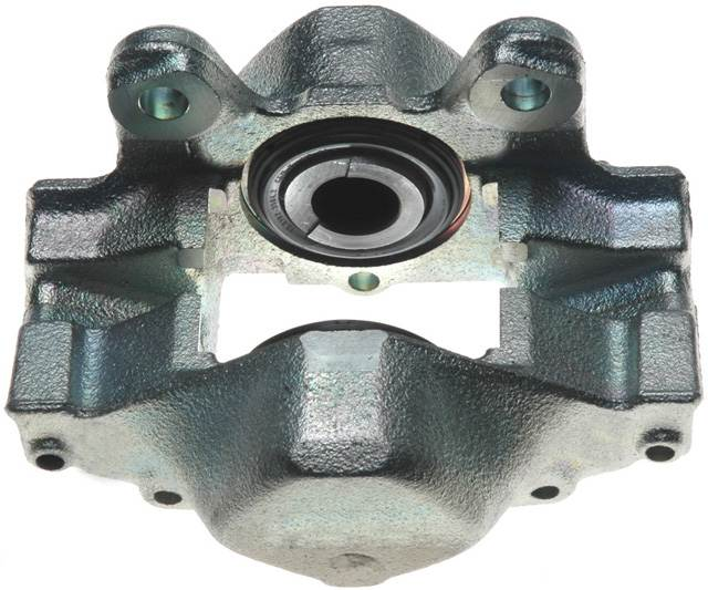 ACDELCO PROFESSIONAL BRAKES - Reman Friction Ready Non-Coated Disc Brake Caliper (Rear Left) - ADU 18FR2070