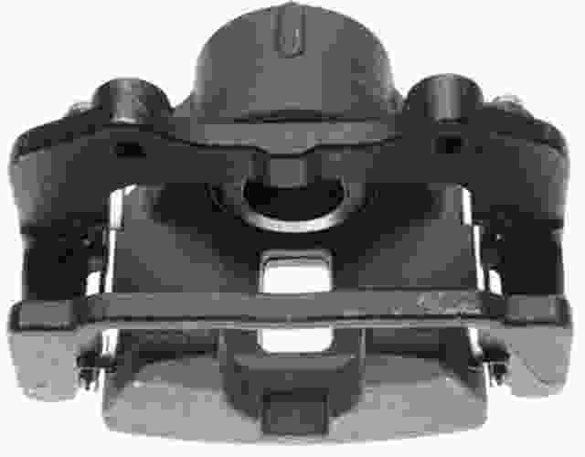 ACDELCO PROFESSIONAL BRAKES - Reman Friction Ready Non-Coated Disc Brake Caliper (Front Right) - ADU 18FR2414