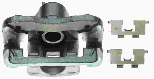 ACDELCO PROFESSIONAL BRAKES - Reman Friction Ready Non-Coated Disc Brake Caliper (Rear Right) - ADU 18FR2432