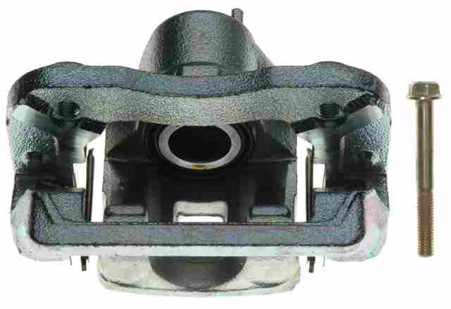 ACDELCO PROFESSIONAL BRAKES - Reman Friction Ready Non-Coated Disc Brake Caliper (Rear Left) - ADU 18FR2433