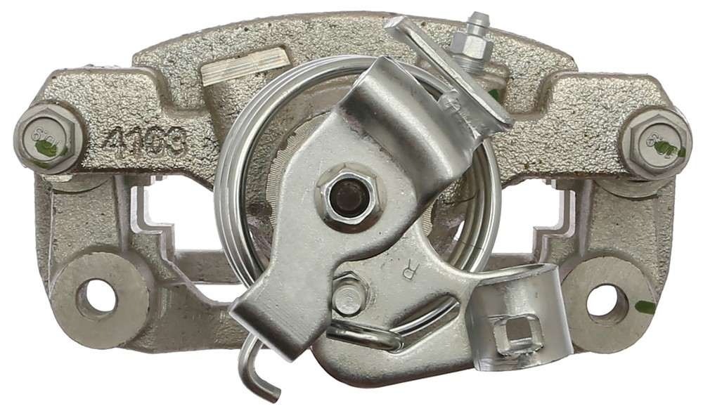 ACDELCO GOLD/PROFESSIONAL BRAKES - Friction Ready Disc Brake Caliper (Rear Right) - ADU 18FR2563N