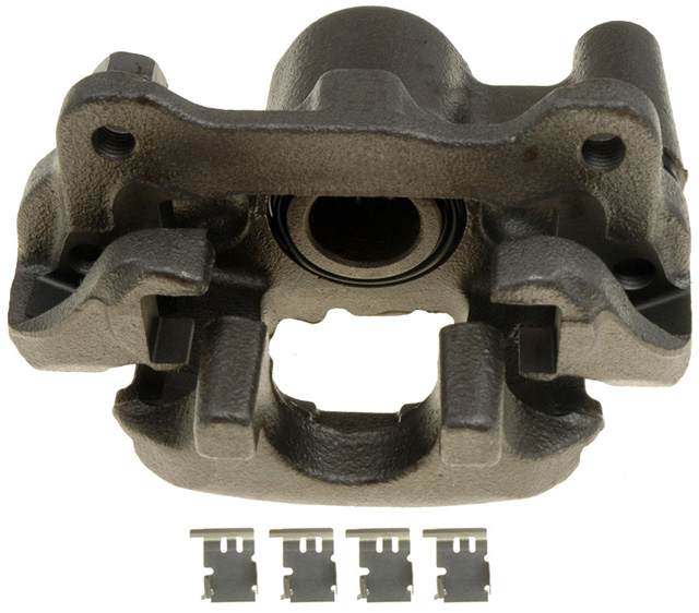 ACDELCO PROFESSIONAL BRAKES - Reman Friction Ready Non-Coated Disc Brake Caliper (Rear Right) - ADU 18FR2692
