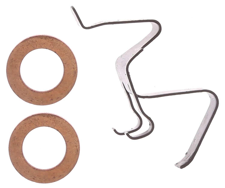 ACDELCO GOLD/PROFESSIONAL BRAKES - Friction Ready Disc Brake Caliper - ADU 18FR625N